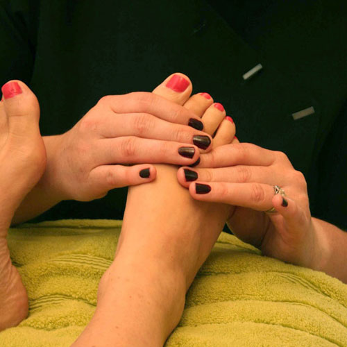 Aromatherapy for the Feet at Green Room Therapies